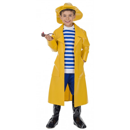 Disfraz de Capitán Pescanova Infantil