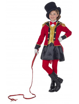 Disfraz de Domadora de Circo para Niña