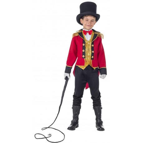 Disfraz de Domador de Circo para Niño