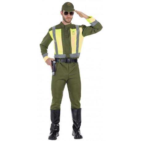 Disfraz de Guardia Civil de Tráfico para Hombre