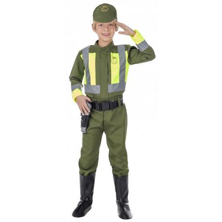 Disfraz de Guardia Civil de Tráfico Infantil