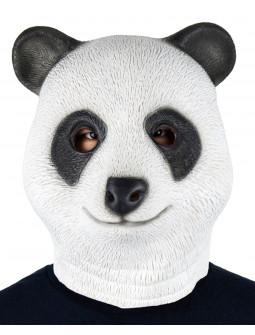 Máscara de oso Panda de Látex