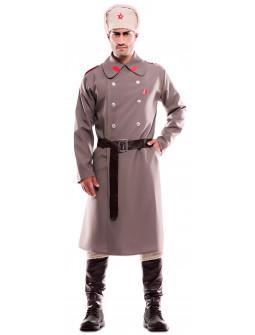 Disfraz de Militar Ruso Bolchevique para Hombre