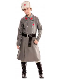 Disfraz de Militar Ruso Bolchevique para Niño