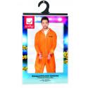 Disfraz de Preso Naranja de Guantánamo para Hombre