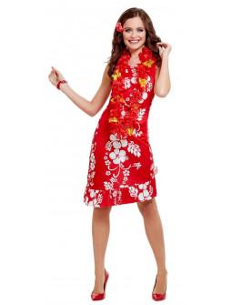 Disfraz de Chica Hawaiana para Mujer