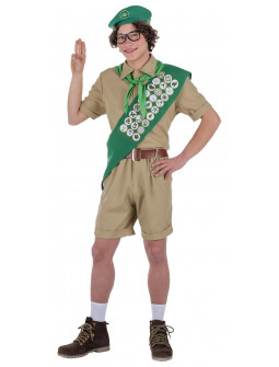 Disfraz de Boy Scout para Hombre