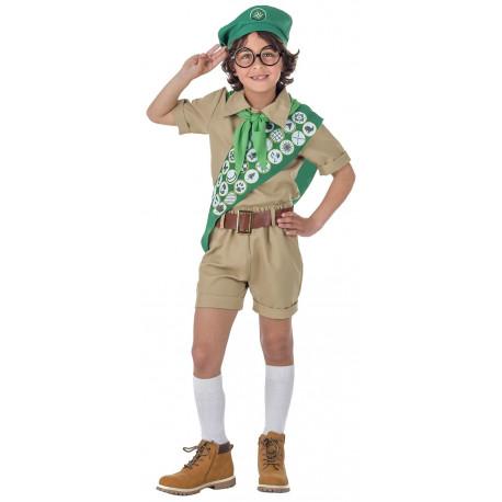 Disfraz de Boy Scout para Niño