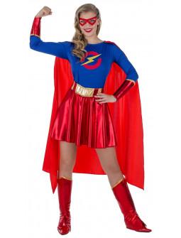 Disfraz de Superchica para Mujer