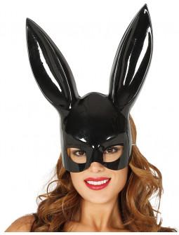 Máscara de Conejita Negra