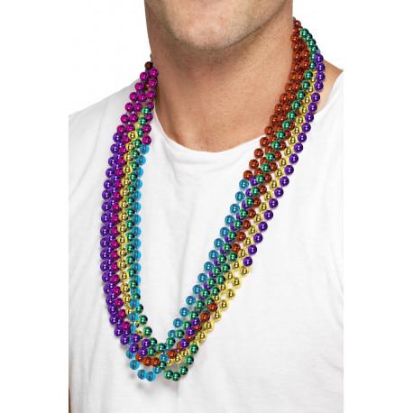 Collares Mardi Gras de Colores