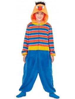 Disfraz de Epi Barrio Sésamo Pijama Infantil