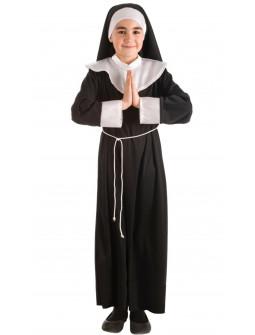 Disfraz de Monja Infantil