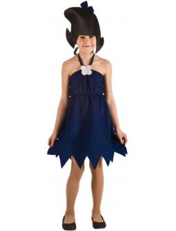 Disfraz de Betty Picapiedra Infantil