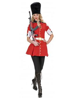 Disfraz de Guardia Real Inglesa