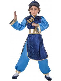 Disfraz de Guerrero Chino para Niño