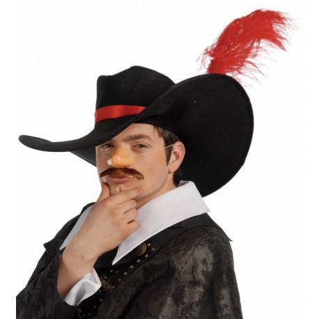 Sombrero de Mosquetero Grande