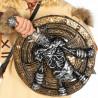 Escudo Vikingo con Espada