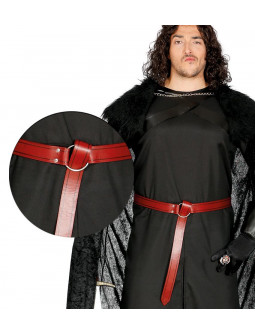Cinturón Medieval Marrón