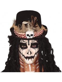 Chistera Voodoo Decorada