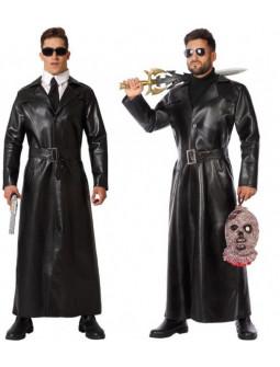 Disfraz de Blade Cazador de Vampiros para Hombre
