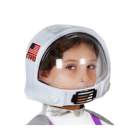 Casco de Astronauta - Nasa -