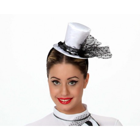 Mini sombrero decorado