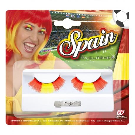 Pestañas de España