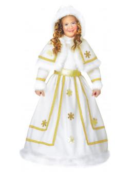 Disfraz de Princesa de las Nieves