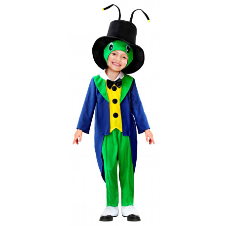 Disfraz de Pepito Grillo para Niño