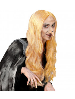Peluca de melana rubia, Morgana