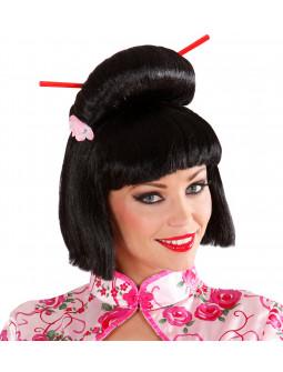 Peluca Geisha Quality Wig