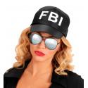Gafas metalicas de Policia
