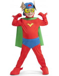 Disfraz de Kid Fury...