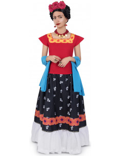 Disfraz de Frida Kahlo para...