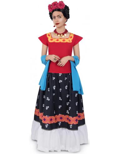 Disfraz de Frida Kahlo para Adulto
