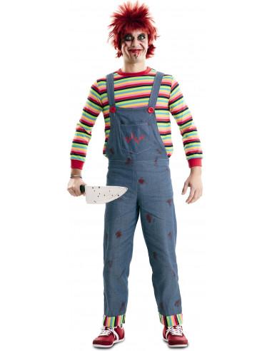 Disfraz de Chucky Poseído para Hombre
