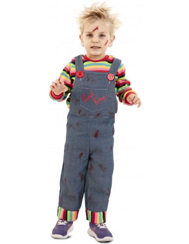 Disfraz de Chucky Poseído para Niño