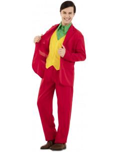 Disfraz de Joker Rojo...