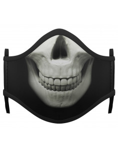 Mascarilla de Esqueleto...
