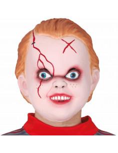 Máscara de Chucky de Látex