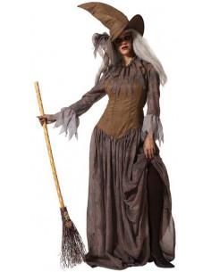 Disfraz de Bruja Realista...