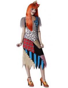 Disfraz de Muñeca Sally...