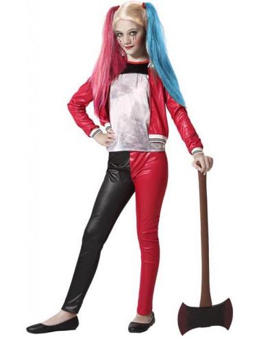 Disfraz de Harley Asesina para Niña