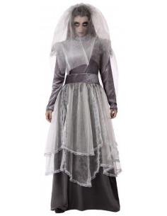 Disfraz de Novia Llorona...
