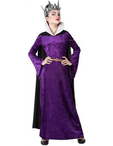 Disfraz de Reina Malvada Infantil