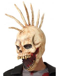 Máscara de Esqueleto Punk...