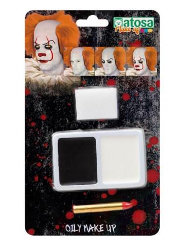 Kit de Maquillaje de Payaso Penny