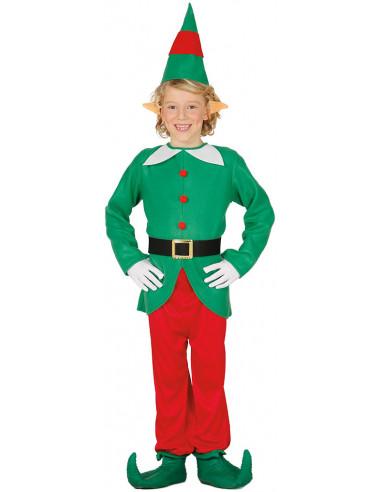 Disfraz de Elfo de los Regalos Infantil