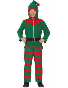Disfraz de Elfo Navideño...